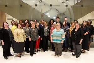 Public Library Leadership Academy workshop attendees in Nashville