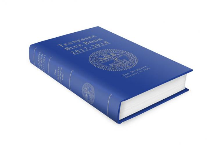 17-18 Tennessee Blue Book