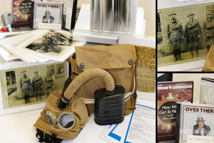 Traveling Trunks: World War I