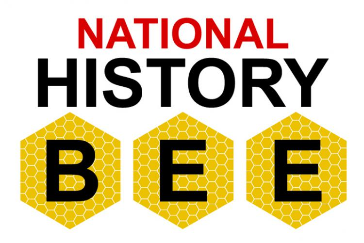 National History Bee logo