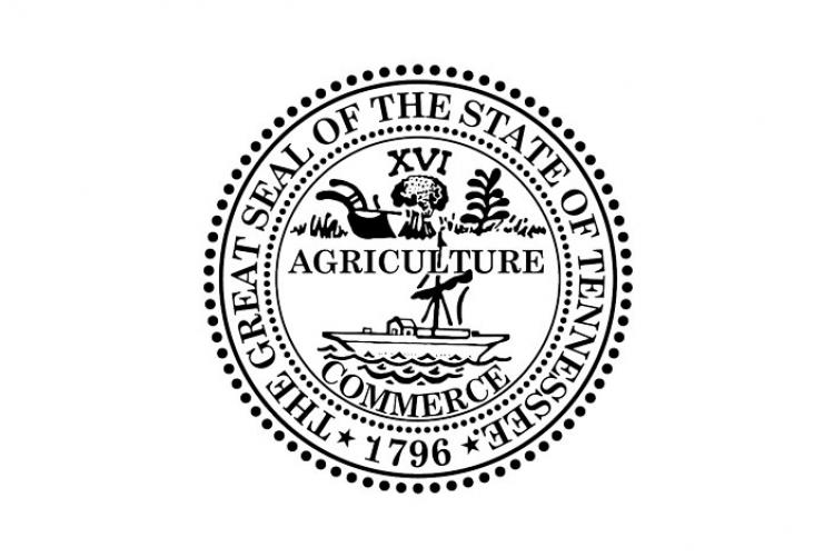 State Seal Tennessee Secretary Of State